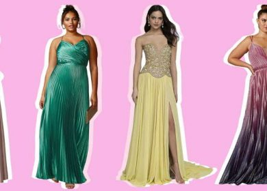 Prom Dress vs Wedding Dress